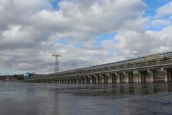 Завершился дополнительный сброс воды в саратовскую акваторию Волги