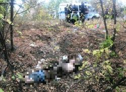 У проселочной дороги обнаружили тело пожилого мужчины