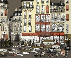 Французский иллюстратор проведет мастер-класс для детей