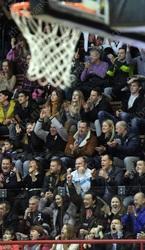 Баскетболисты уступили второй команде Литвы