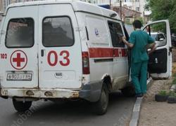 Молодой человек попал в больницу после падения из окна