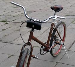 Насмерть сбит велосипедист