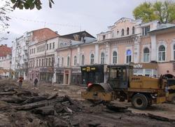 Подрядчик заявил о готовности завершить работы на проспекте Кирова до ноября