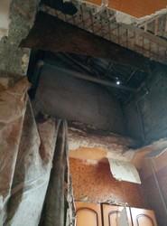 ГЖИ: за обрушение крыши в квартире УК грозит крупный штраф