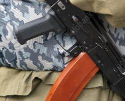 На Волжской произошел конфликт со стрельбой из автомата