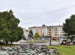 Ремонт Привокзальной площади все еще не принят и не оплачен