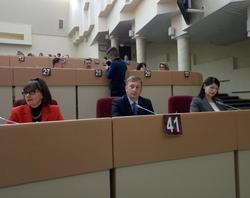 Чиновница о заводе химотходов в Горном: