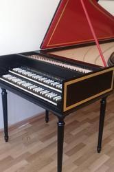 В городе впервые состоится клавесинный концерт