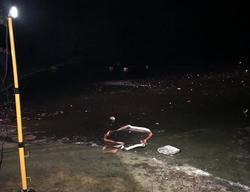 На пруду под лед провалились двое мальчиков, один погиб