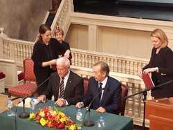 Саратовскому музею передали копии личного дела Чапаева