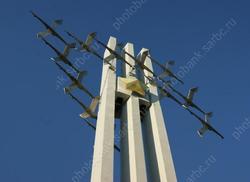 Названы траты на содержание монументов в Саратове
