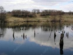 Водолазы достали из озера утонувшего рыбака