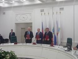 Подписано соглашение о передаче теплосетей Саратова в концессию