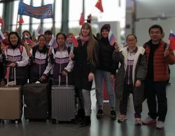 В Саратов прибыла делегация школьников из Китая