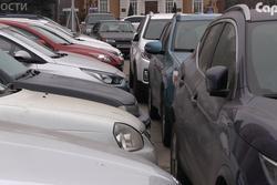 Эксперт считает парковку возле облдумы незаконной