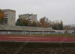 Завершен первый этап реконструкции стадиона