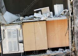 От взрыва газа в доме пострадали ребенок и трое взрослых