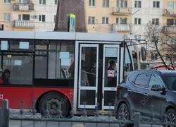 Обесточка парализовала движение электротранспорта в Саратове