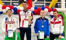 Саратовский саблист победил на Кубке России