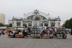 На площади Кирова хотят
