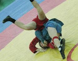Самбист из Энгельса выиграл чемпионат Европы