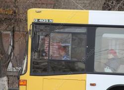 Жителям предложено следить за официальной регистрацией автобусов